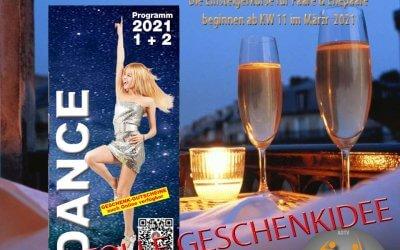 Die Neue Tanzsaison beginnt im März 2021 im Tanzcenter Begoin in Pulheim
